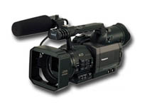 Камкордер Panasonic AG-DVX100BE