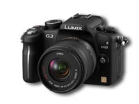 Фотоаппарат LUMIX DMC-G2